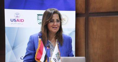 "Photo of وزيرة التخطيط تتفقد ""الوادى الجديد"" لزيارة عدد من المشروعات بالمحافظة"