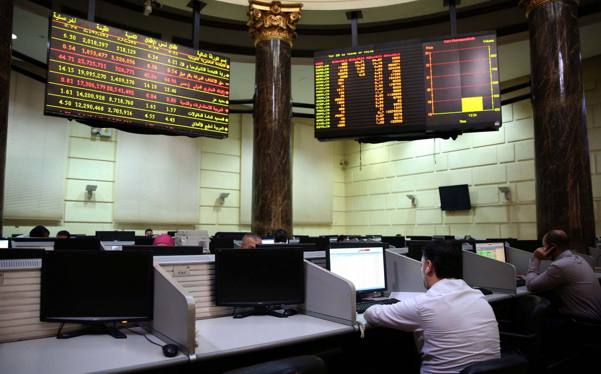 Photo of 0.93 % تراجعاً للمؤشر الرئيسى للبورصة المصرية بنهاية تعاملات الخميس