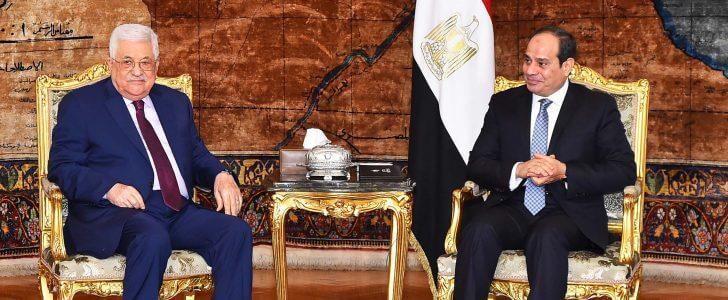 الرئيس الفلسطيني يهنئ السيسى بذكرى ثورة يوليو المجيدة