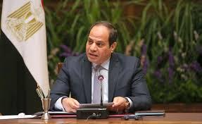 الرئيس يوجه الحكومة بمواصلة الإصلاح الاقتصادى وزيادة الإنفاق على الصحة والتعليم