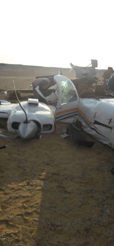 اسماء المتوفين في طائرة الفيوم وأسباب سقوطها ( صور)