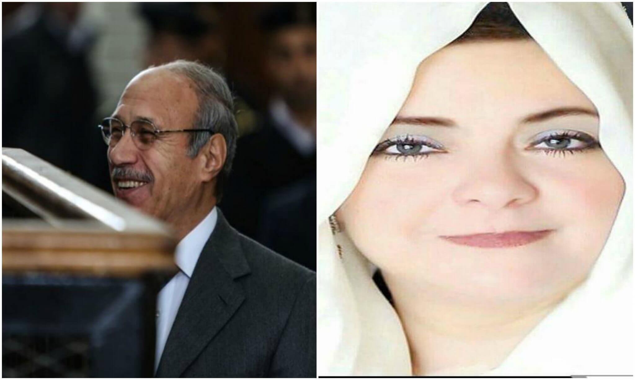 إلهام شرشر زوجة حبيب العادلي :« سأفجر مفاجآت وكـفاية وعيب يا عمرو أديب» ( فـيديو )