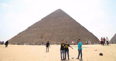 "Photo of ""مصر للصوت والضوء"" تقيم احتفالية كبيرة بمناسبة أعياد رأس السنة الميلادية وأعياد الميلاد المجيدة"
