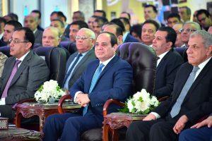 الرئاسة: الرئيس السيسى بحث مع أحمد القطان ملف مكافحة الإرهاب