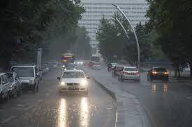 "Photo of القابضة للمياه: كافة الشنايش تعمل بشكل جيد ""لكن"" حجم الأمطار أكثر من قدرتها"