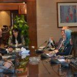 وزيرة السياحة تعقد لقاءً مع منظمى رحلات السوق الكازاخى وتستعرض نتائج معرضKTF