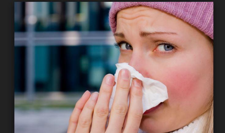 علاج نزلات البرد والزكام