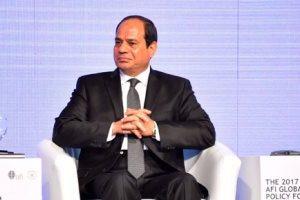 رئيس مجلس النواب العراقى يناقش مع السيسى تعزيز العلاقات ومكافحة الإرهاب بين البلدين