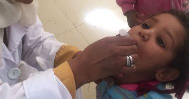 """Photo of """"الصحة"""" تعلن لإنتهاء من تطعيم 16.7 مليون طفل بالحملة القومية ضد شلل الأطفال"""