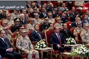 السيسي يعود من السعودية بعد مشاركته فى القمة العربية الـ 29
