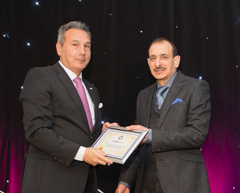 تكريم رئيس بنك مصر ضمن أفضل مائة رئيس تنفيذي عربي