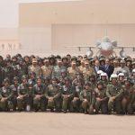 القوات المسلحة تهنئ السيسي بالذكرى 66 لثورة يوليو