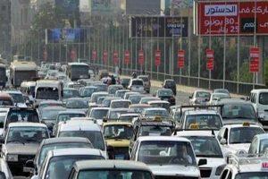 المرور  تنتهي من أعمال إصلاح فواصل كوبرى أكتوبر وسط انتشار الخدمات