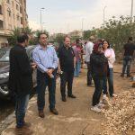 وزير الإسكان يتابع أعمال شفط مياه الأمطار من شوارع القاهرة الجديدة