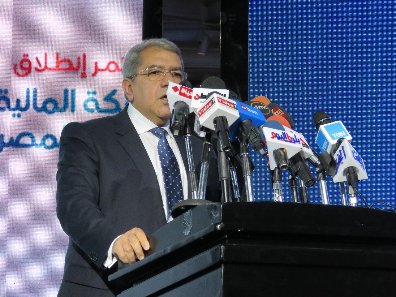 وزير المالية خلال:  نستهدف خفض عجز الموازنة ليصل الى 4% من الناتج المحلى عام 2022