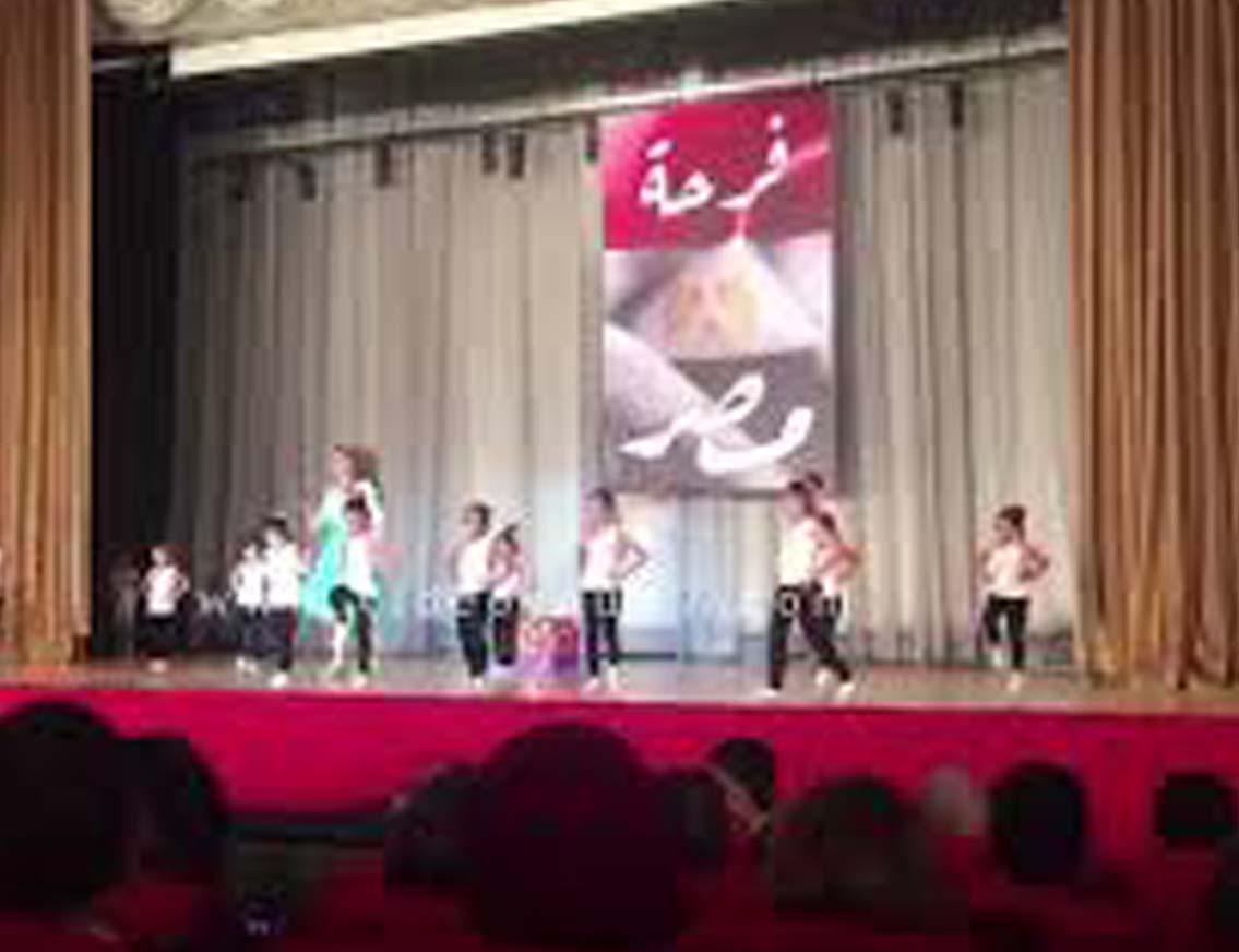 عودة الفنانة صفاء أبو السعود للغناء مع الأطفال