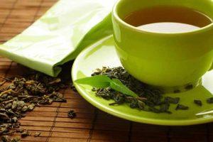 من فوائد الشاى الأخضر