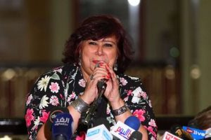 وزيرة الثقافة: حل أزمة فيلم كارما وعرضه فى موعده