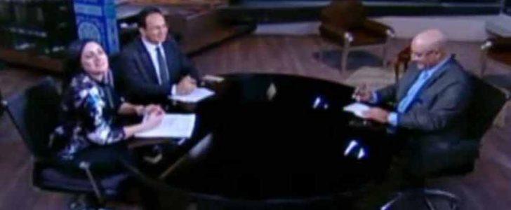 الصحفى مجدى دربالة والاستاذ ولقاء مع الاستاذ ايهاب سمرة حول جدوى الاصلاحات الاقتصادية