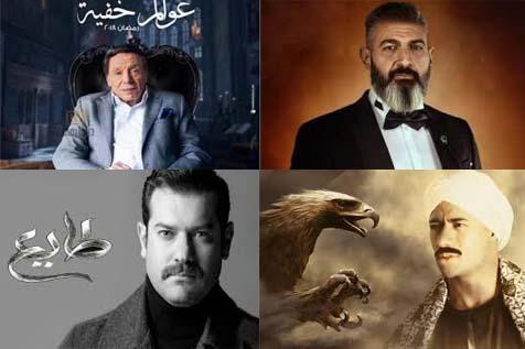Photo of خروج مفاجئ ل 5 مسلسلات من السباق الرمضانى المقبل