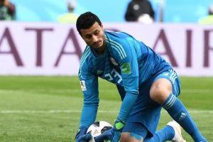 واشنطن بوست تبرز رفض الشناوى جائزة أفضل لاعب فى مباراة أوروجواى