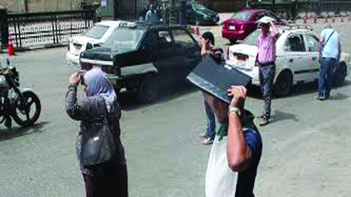 Photo of خبراء الأرصاد الجوية للمواطنين احذروا: طقس اليوم الأحد شديد الحرارة