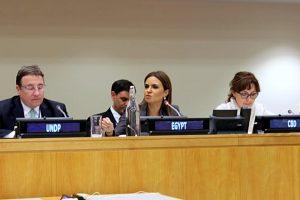 الامم المتحدة تشيد بتأكيد الرئيس السيسى على اهمية الاستثمار فى العنصر البشرى
