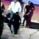 بالفيديو : فتاة تقتحم المسرح لتحضن ماجد المهندس فى حفل السعودية