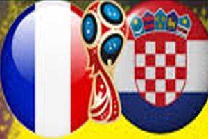 بالفيديو : مقارنة المشجعين فى نهائى كأس العالم