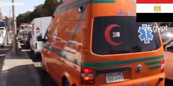 يالفيديو : تعامل الشعوب مع سيارات الاسعاف