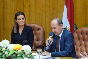 وزيرا الاستثمار والتجارة: نتطلع لتصبح الصين ضمن اكبر 10 دول مستثمرة فى مصر