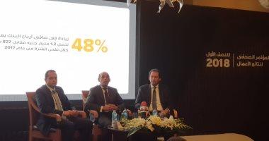 Photo of رئيس بنك القاهرة: نمتلك استراتيجية طموحة للتوسع فى كافة القطاعات المصرفية