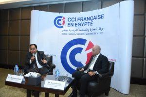 وزير المالية  لغرفة التجارة والصناعة الفرنسية: لن يتم فرض ضرائب جديدة بهدف استقرار السياسات الضريبية والجمركية والمالية