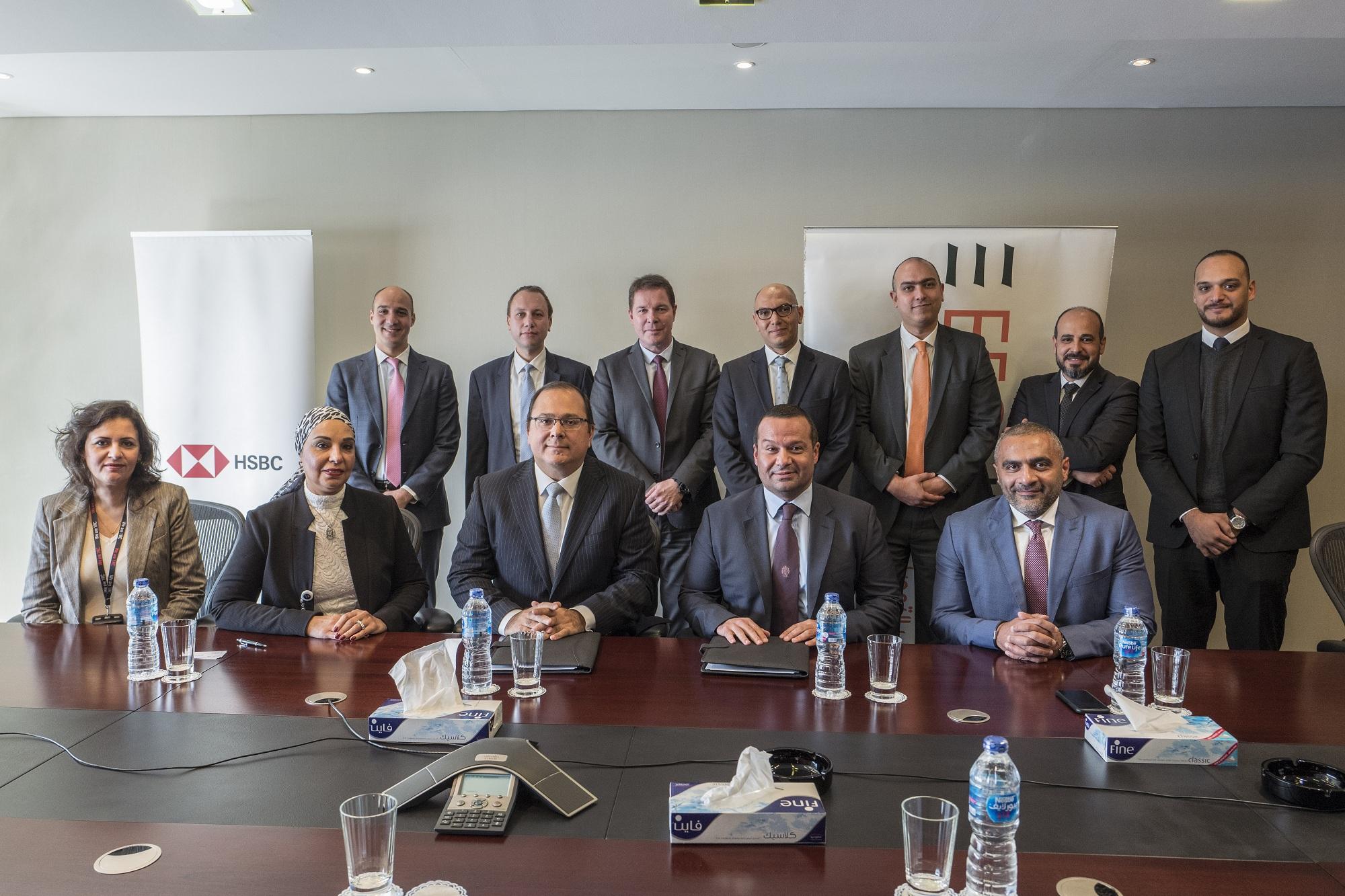Photo of اتفاقية تعاون بين هيرميس  و بنك HSBC لتمويل الشركات الصغيرة والمتوسطة