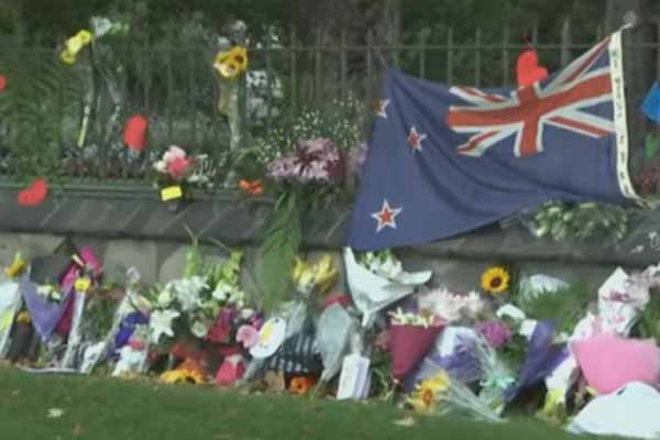 ردود افعال حادث نيوزلاندا