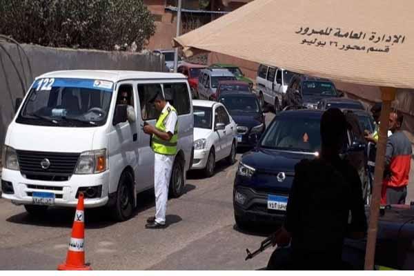 Photo of الإدارة العامة للمرور تكثف من حملاتها أثناء أعياد شم النسيم