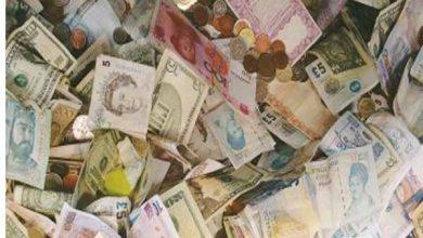 Photo of أسعار العملات أمام الجنيه المصري خلال تعاملات اليوم الأحد