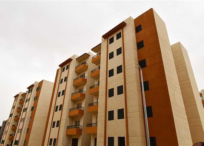 طرح وحدات سكنية
