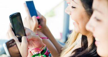 استخدام الهواتف الذكية لفترات طويلة