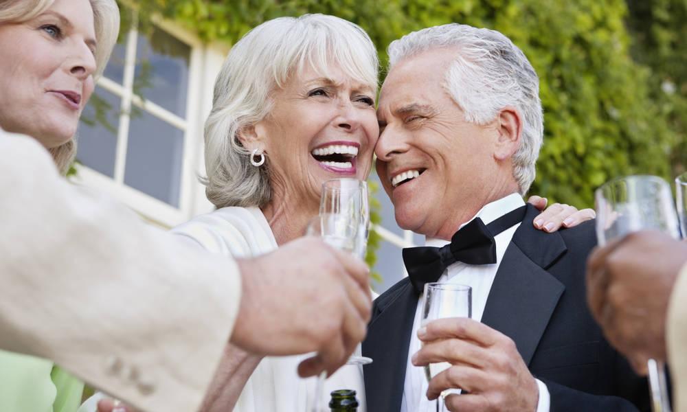 الزواج يقلل خطر الزهايمر