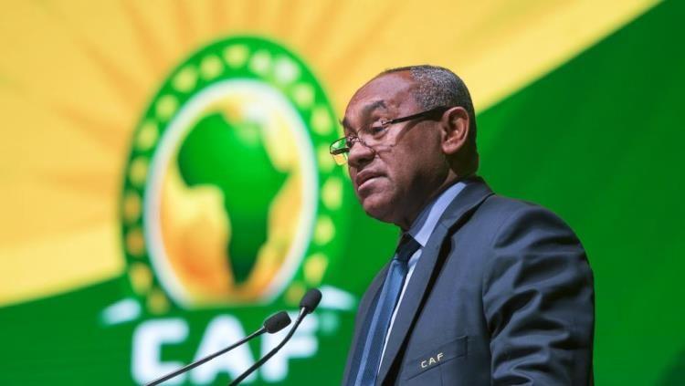 أحمد أحمد؛ رئيس الاتحاد الإفريقي لكرة القدم