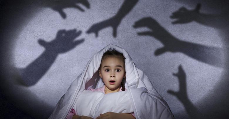 الخوف لدى الأطفال