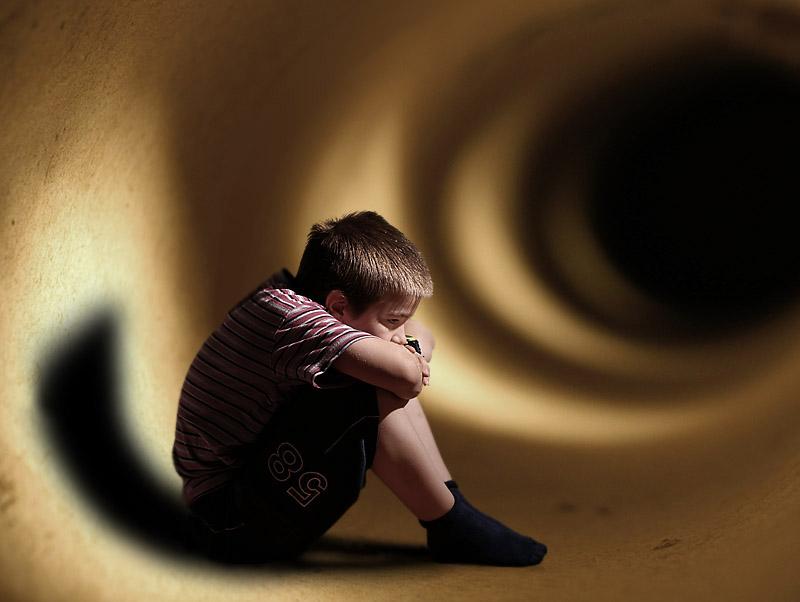 الخوف من الظلام عند الأطفال