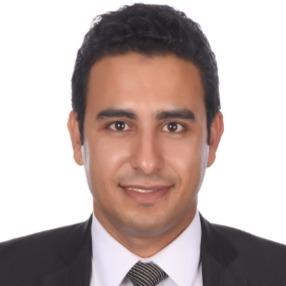 الدكتور فرج عبد الله ؛ مدرس الاقتصاد بمدينة الثقافة والعلوم