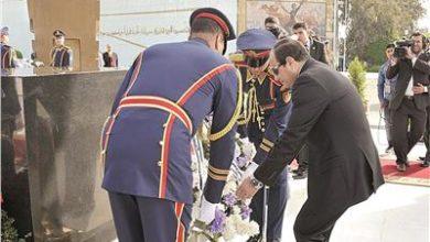 Photo of بحضور الرئيس عبد الفتاح السيسي وزارة الداخلية تحتفل  بالذكرى الـ 68 لأعياد الشرطة