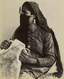 المراة المصرية في القرن التاسع عشر