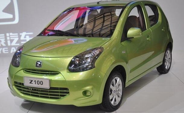 سيارة زوتي Z100