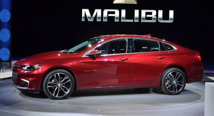 سيارة شيفروليه ماليبو 2020