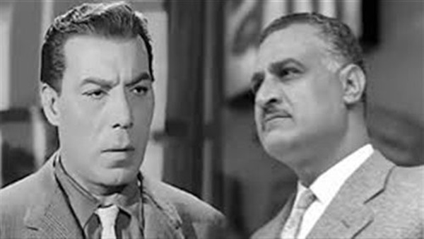 فريد شوقي والرئيس جمال عبد الناصر - صورة أرشيفية