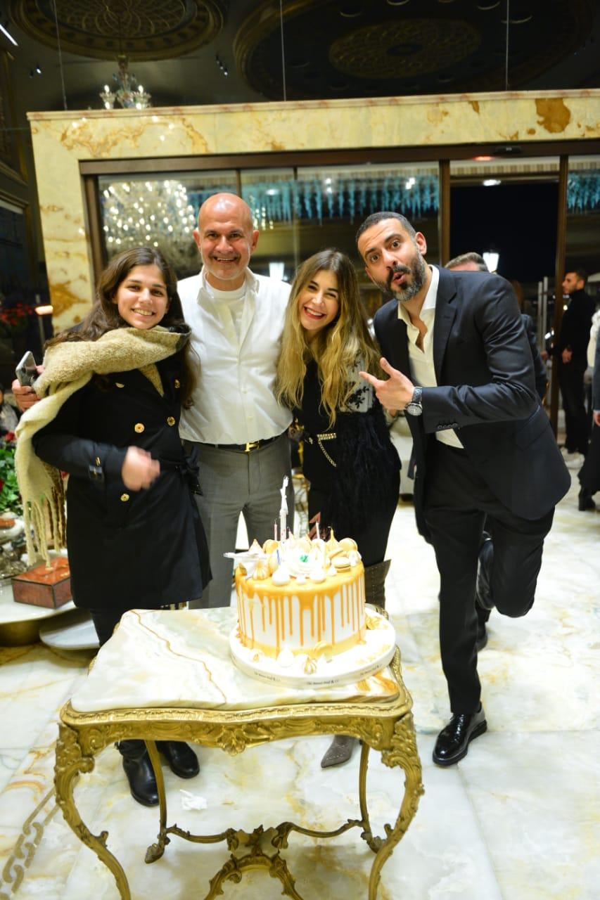 الاحتفال بصناع فيلم الممر